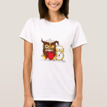 Who gives a HOOT!! T-Shirt