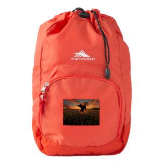 Who Goes There High Sierra Backpack