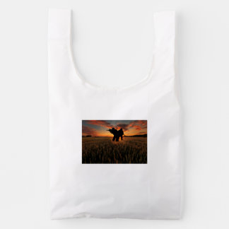 Who Goes There Reusable Bag