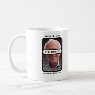 Who is Bernie Sanders Coffee Mug
