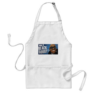 Who Is Black Bobby Gear Adult Apron