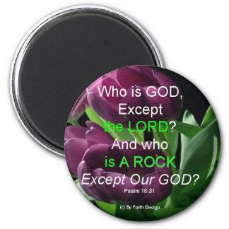 Who is GOD Magnet