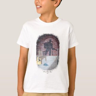 WHO IS GOING TO FILL THESE SHOES T-Shirt