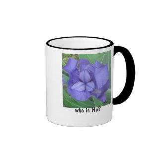 who is He? Dear Lord Jesus, I know... Ringer Mug
