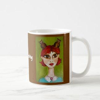 Who is in my Hair Coffee Mug
