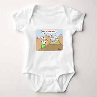 who is john galt ayn rand objectivism baby bodysuit