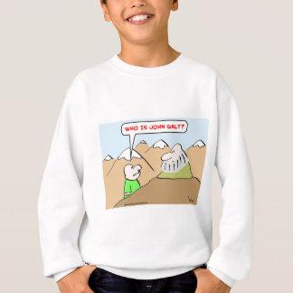who is john galt ayn rand objectivism sweatshirt