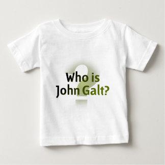 Who Is John Galt? Baby T-Shirt