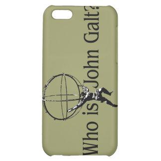 Who is John Galt? iPhone5 Case iPhone 5C Cases