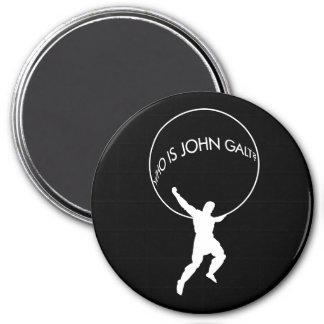 Who Is John Galt? magnet