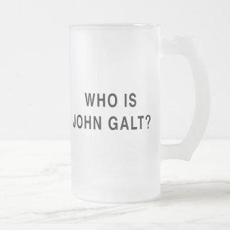Who is John Galt? Coffee Mug