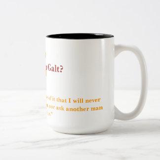 Who is John Galt Coffee Mug