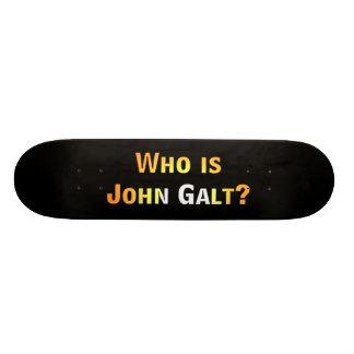 Who is John Galt? (Skateboard)