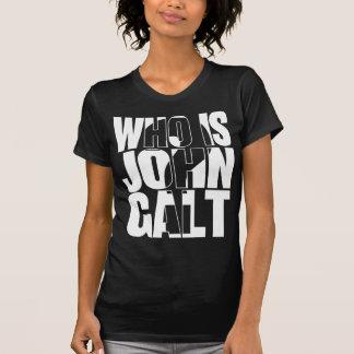 Who is John Galt? T-shirts
