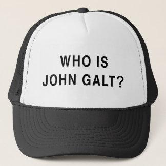 Who is John Galt? Trucker Hat