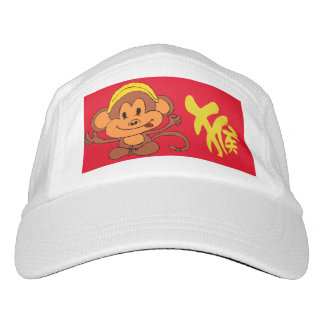 Who is Monkeying Around? Red/Brown Hat
