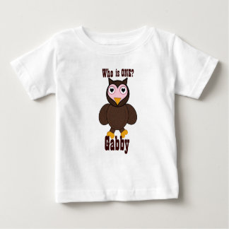 Who is One Baby T-Shirt