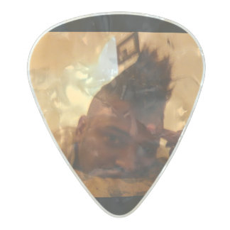Who is ready to rock with me pearl celluloid guitar pick
