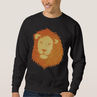 Who is the Boss Pullover Sweatshirt
