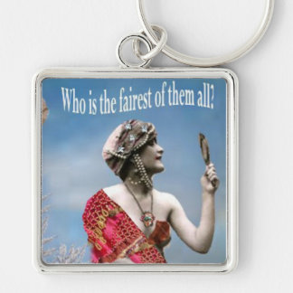 who is the fairest of them all keychain