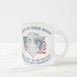 Who is this Man? Mug