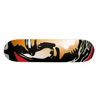 Who is this man? Ron Paul Skateboards