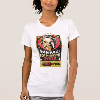 Who is this man? Ron Paul T-Shirt