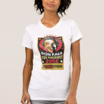 Who is this man? Ron Paul Tee Shirts