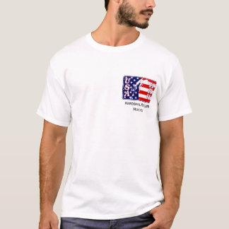 Who Is Your Team? - Hardball Roller Hockey T-Shirt
