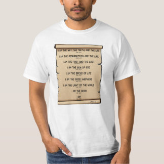 Who Jesus Says He Is T-Shirt