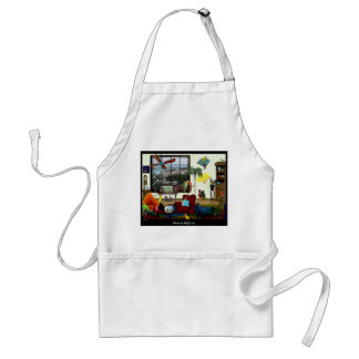 Who let the BIRDS out? Apron