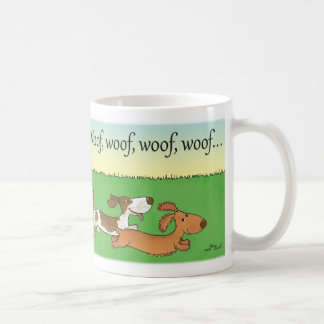 Who let the Doxies out? Coffee Mug
