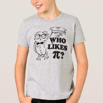 Who Like Pi? T-Shirt