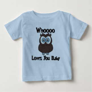 Who Loves You Baby T-Shirt