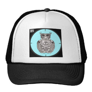 WHO ME - BY LARISSA - ORIGINAL LOGO1.jpg Trucker Hat
