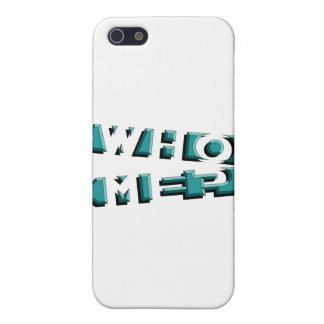 Who Me? iPhone SE/5/5s Cover
