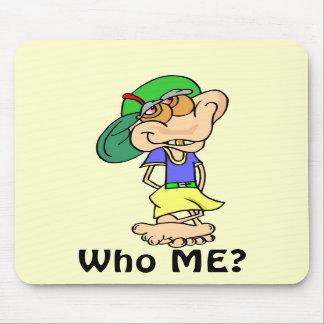 Who Me Mousepad