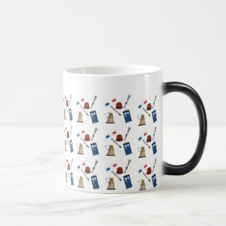 Who? mug