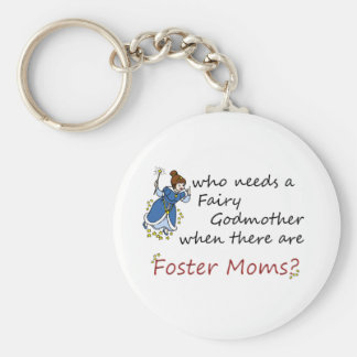 Who needs a Fairy Godmother? Keychain