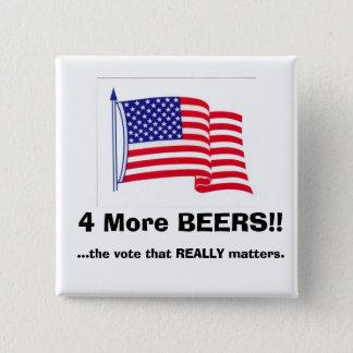 Who needs a President?!? Button