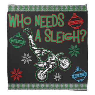 Ugly Bandanas & Kerchiefs | Zazzle