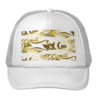 Who Needs GPS MAP FRACTAL TRACE Trucker Hat