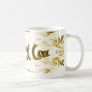 Who Needs GPS MAP FRACTAL TRACE Classic White Coffee Mug