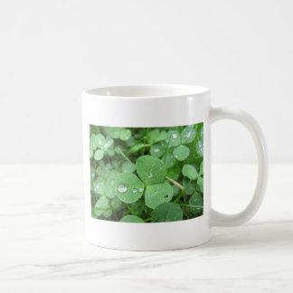 Who needs luck? coffee mug
