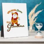 Who needs Santa? I have Grandma Photo Plaques