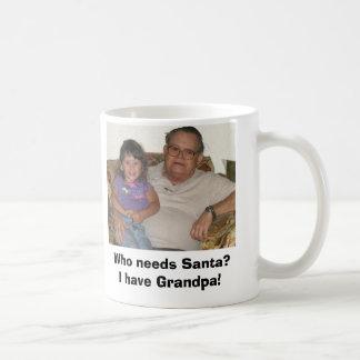 Who Needs Santa? Coffee Mug