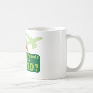 Who needs to fly bro? kiwi bird Humor Coffee Mug