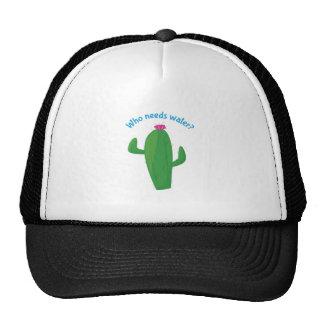 Who Needs Water? Trucker Hat