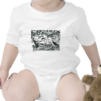 Who Nose? Baby Bodysuits