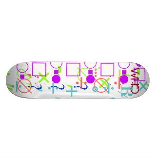 ¿WHO??? ….OSCILE el monopatín de RUMHYDIN Skate Board